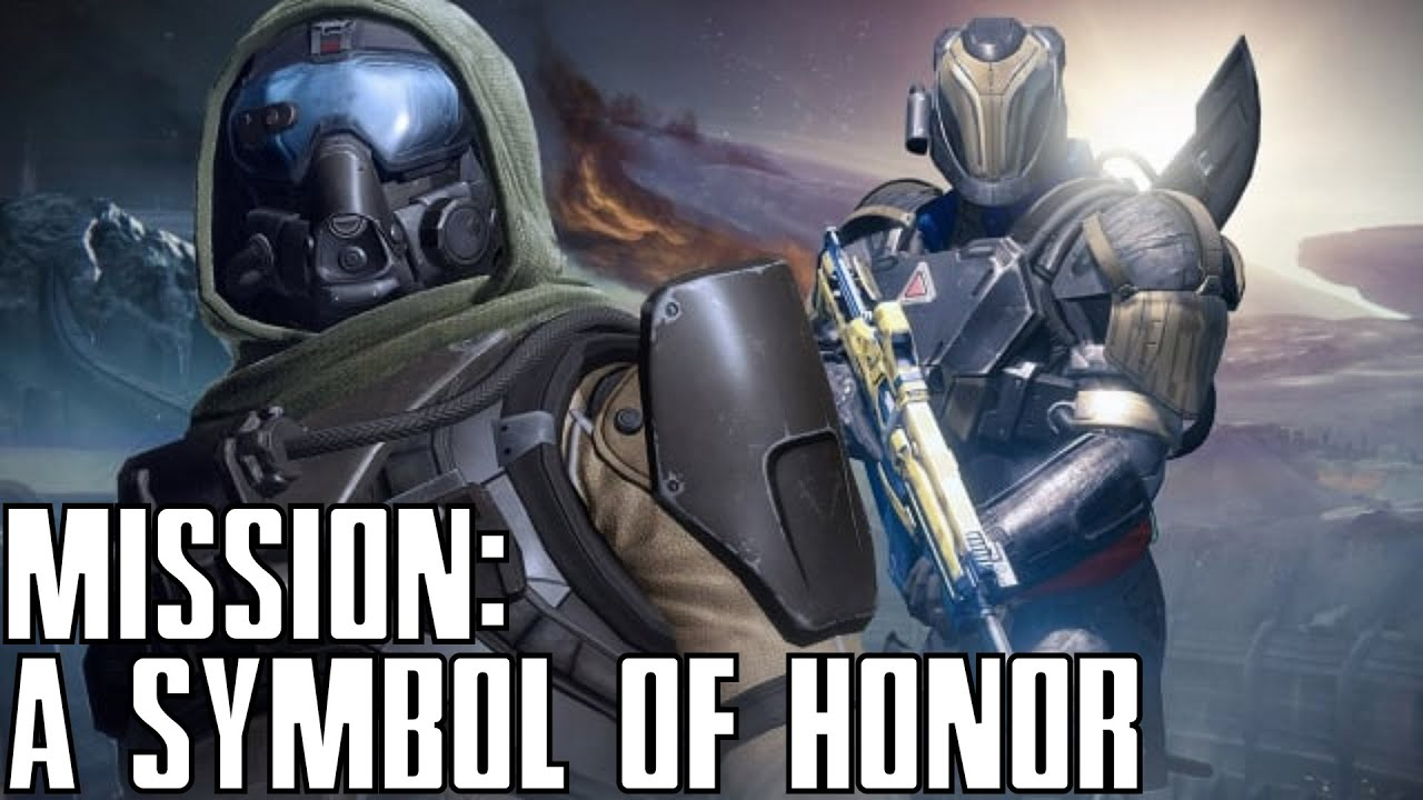 A Symbol Of Honor Destiny Rise Of Iron Gjallahorn Mission Lets