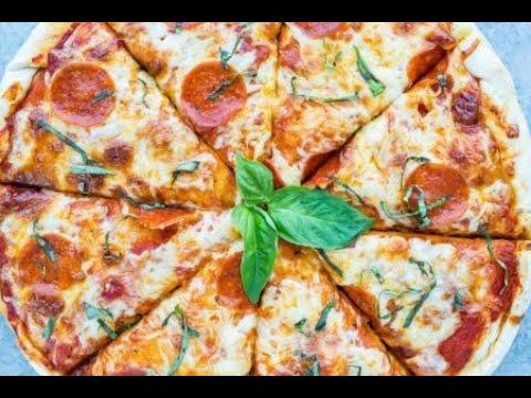 صورة  طريقة عمل البيتزا طريقة عمل البيتزا باكتر من خمس انواع مختلفة بيتزا هت Pizza Hut طريقة عمل البيتزا من يوتيوب