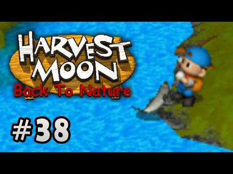Harvest Moon Back To Nature - King Fish #38
