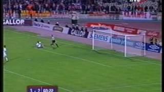 olympiakos vs iraklis 5-4 2000-01 greek cup semi-final