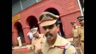 Asianet News Bureau Chief Binu Raj Attacked by Kozhikode town SI