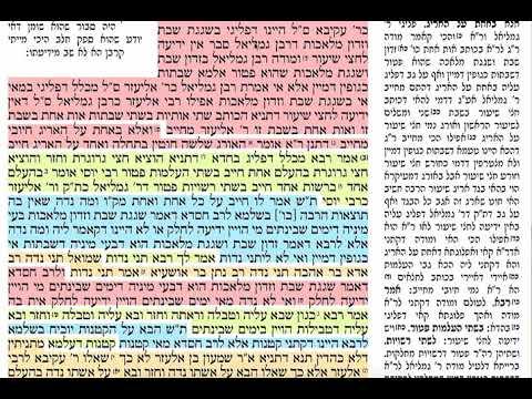 הדף היומי מסכת כריתות דף יז Daf yomi Kereisus daf 17