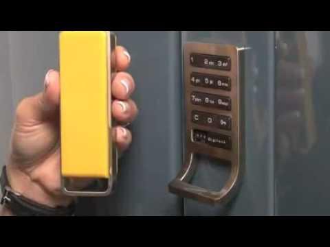 Digilock Key Initilization Guide