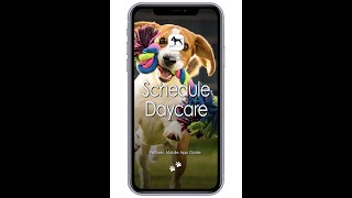 PetExec Mobile app: How to Schedule Daycare
