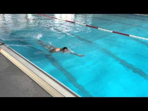 Schnelligkeitstraining im Schwimmen: