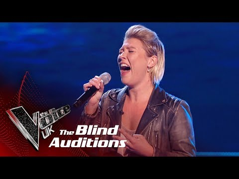 Moya's 'Grace'   Blind Auditions   The Voice UK 2019