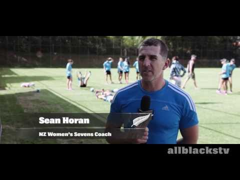 Day one in Sao Paulo with NZ Women's Sevens coach Sean Horan