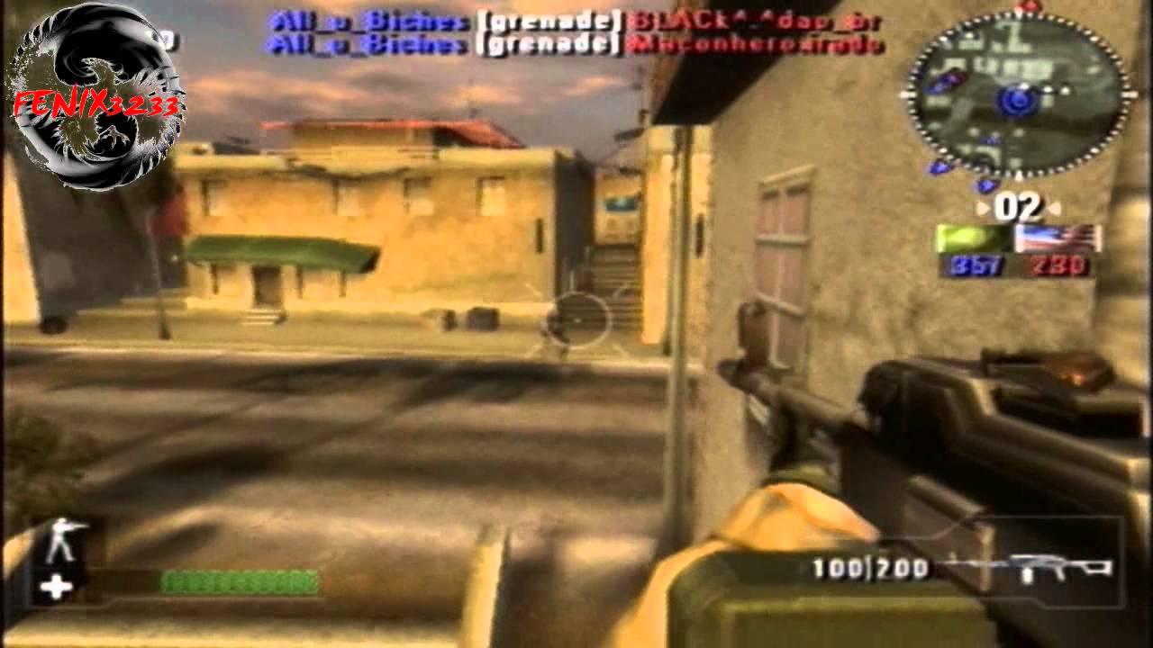 Ps2 Online Battlefield 2 Modern Combat Backstab Conquest Youtube
