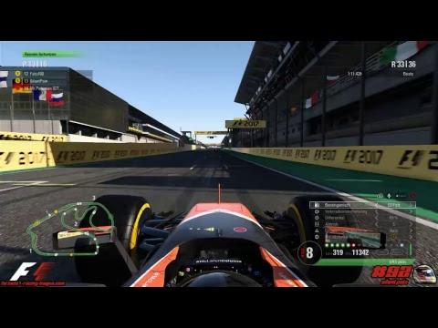Iceland Racing Group   Brasilien   F1 2017 LIVE