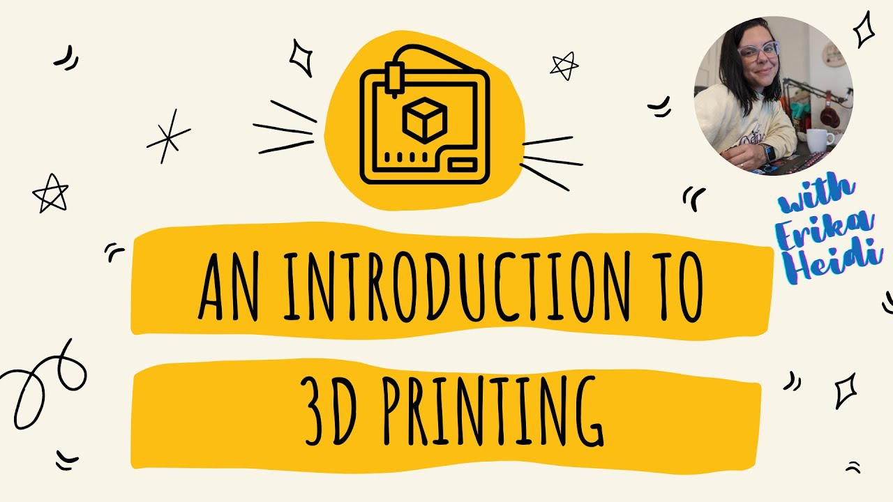 Video: 3D Printing for Beginners
