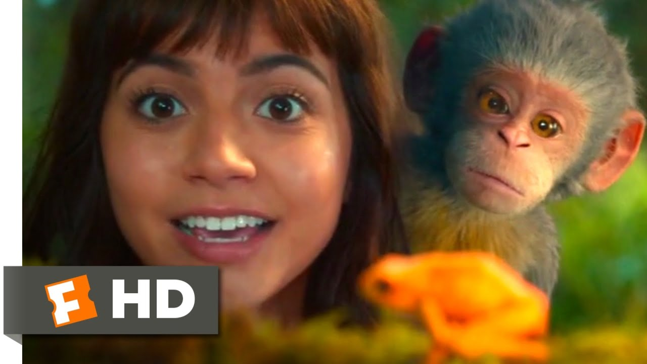 Download Dora and the Lost City of Gold (2019) - Today's Adventure Scene (1/10) | Movieclips