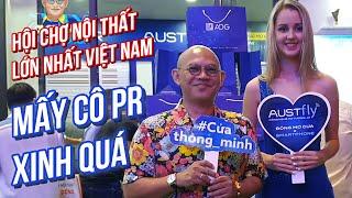 Choáng với hội chợ xây dựng và nội thất lớn nhất Việt Nam VietBuild