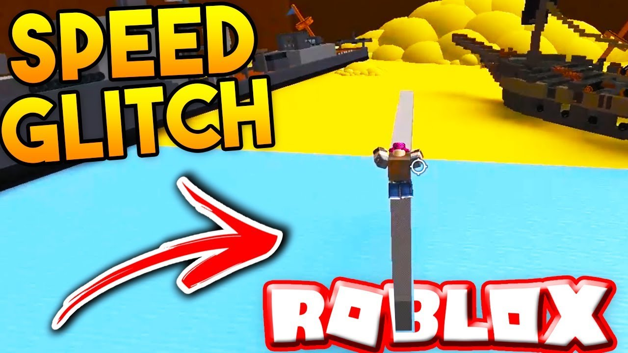 *NEW* BOAT SPEED GLITCH! (Finish in 5 seconds!) | Build A Boat For Treasure  ROBLOX