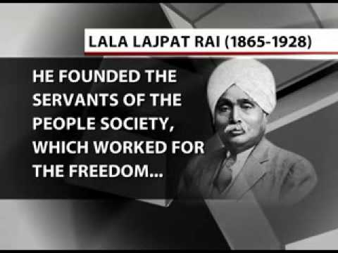 speech given by lala lajpat rai