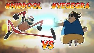 RAP FIGHTER CUP #7 - NIDPOOL (FAF LARAGE) VS VEGEGRA (JAROD)