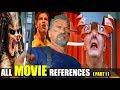 Arnold Schwarzenegger TERMINATOR Movie References ( Relationship Banter Intro Dialogues ) MK 11
