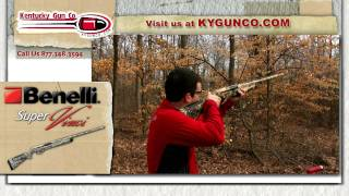 Benelli Super Vinci Review and Range Test