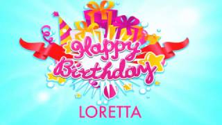 Loretta   Birthday Wishes