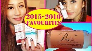 小魚 一月最愛 january favorites 2016 最新burberry make up products b3 精華