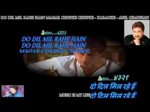 Medley Karaoke of Shahrukh Khan (4 songs)