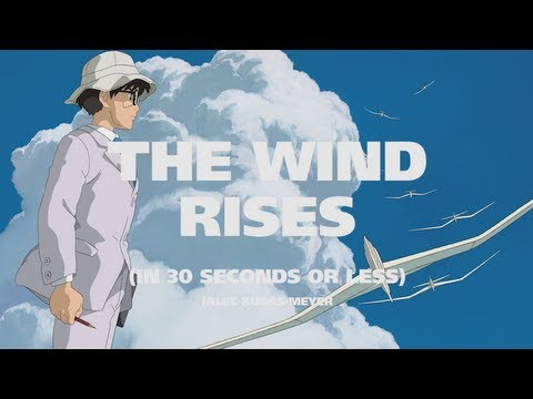 NYFF in 30 Seconds or Less: The Wind Rises Impressions (with Alec Kubas-Meyer)