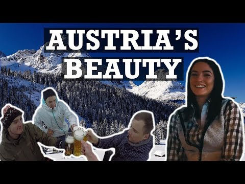 THE AUSTRIA VLOG (the realisation of a dream)