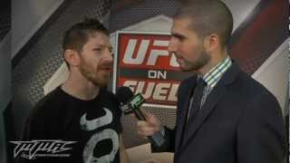UFC 146: Mike Brown Says 'I'm Getting Near The End'