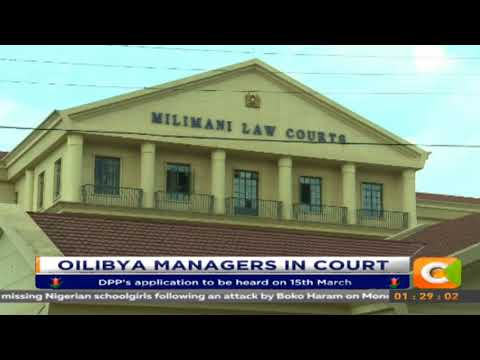 Court to rule on Oilibya MD burglary case