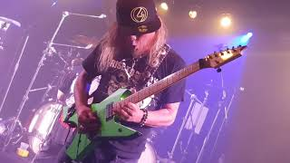 Loudness - Crazy Nights @ The Crowbar Sydney May 10th, 2019.