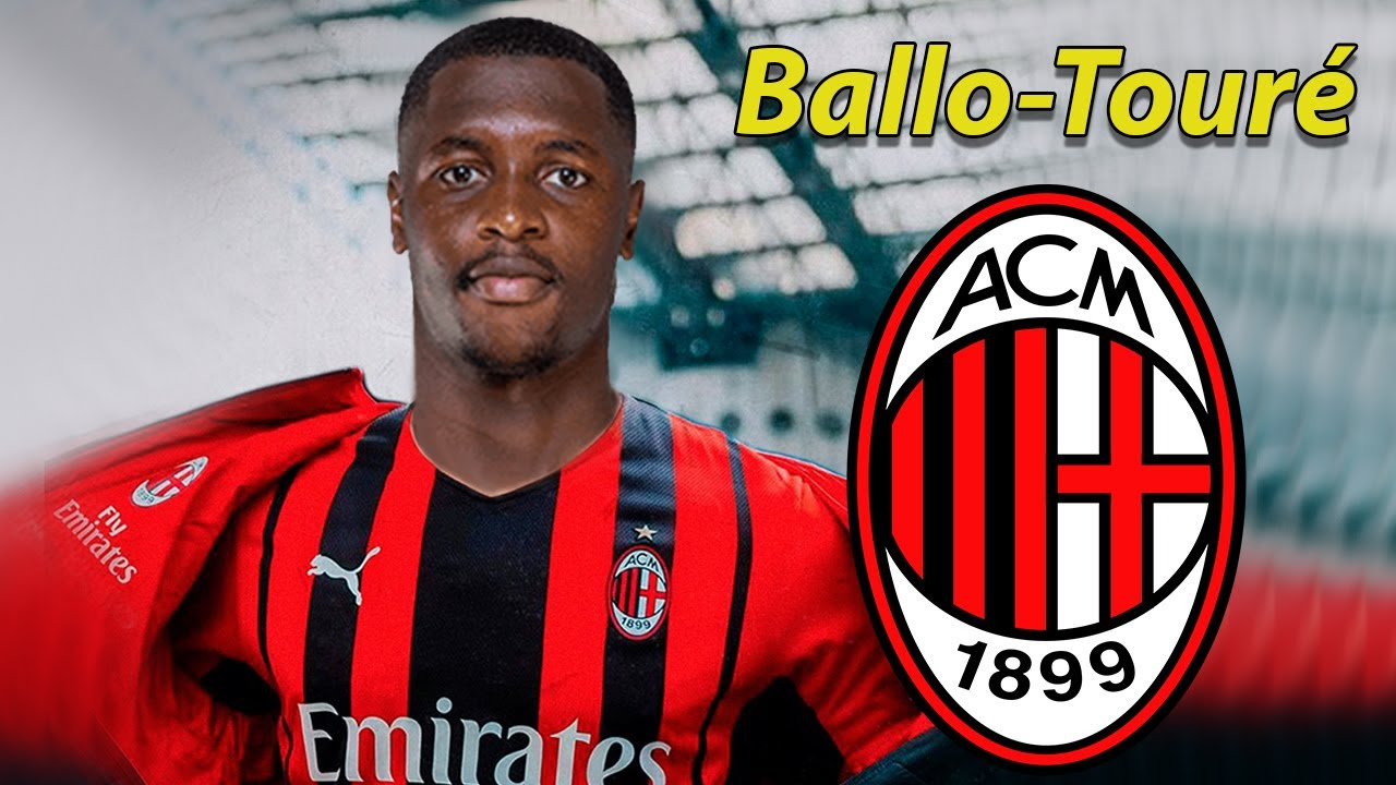 Download Fode Ballo Toure ● Welcome to AC Milan ⚫🔴 BEST Skills, Passes & Interceptions