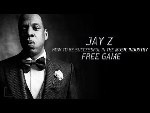 How to be successful  Jay Z Blueprint  Music Industry  Motivation  Free Game