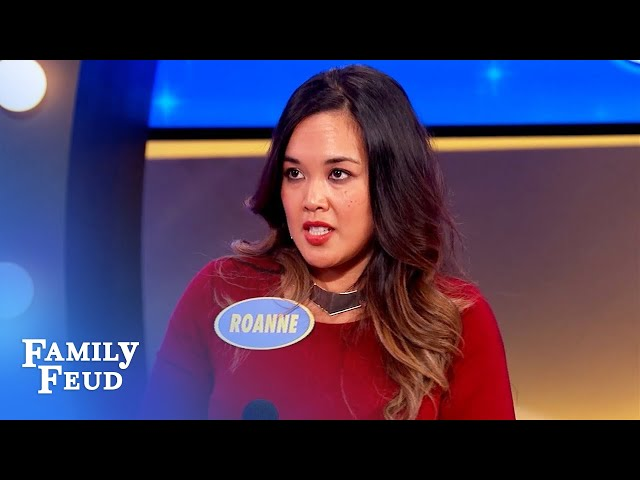 LOL! Women should decide if men can wear THIS! | Family Feud