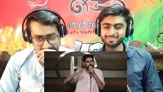 Pakistani Reaction To | Cows and Momos of India - Stand-up Comedy by Varun Grover | PINDI REACTION |