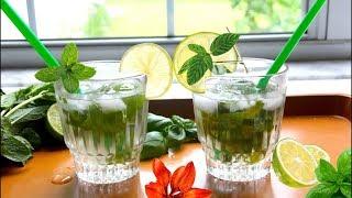 Nonalcoholic Mojito Cocktail Video Recipe | Bhavna