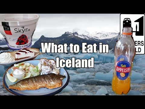 Icelandic Food: What to Eat & Drink in Iceland
