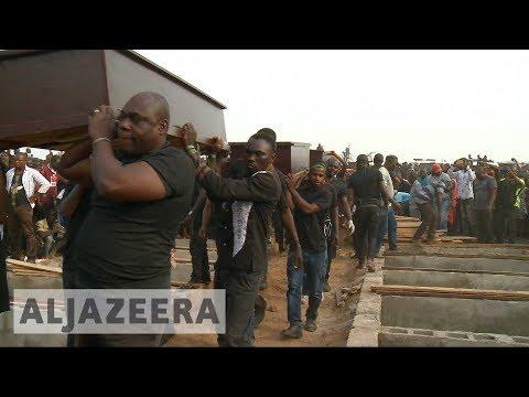 Nigeria's mass burial: Violence over farmland worsens