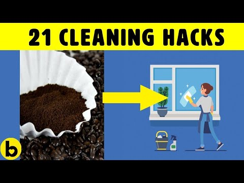 21 Cleaning Hacks So You Can Have An Extremely Clean Home