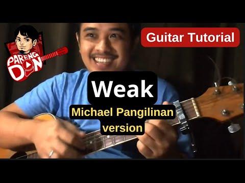 guitar tutorial: WEAK chords (SWV | Khel Pangilinan)