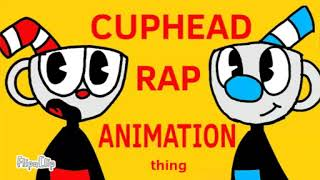 Cuphead Rap Animation Thing Fully finished Music by JT