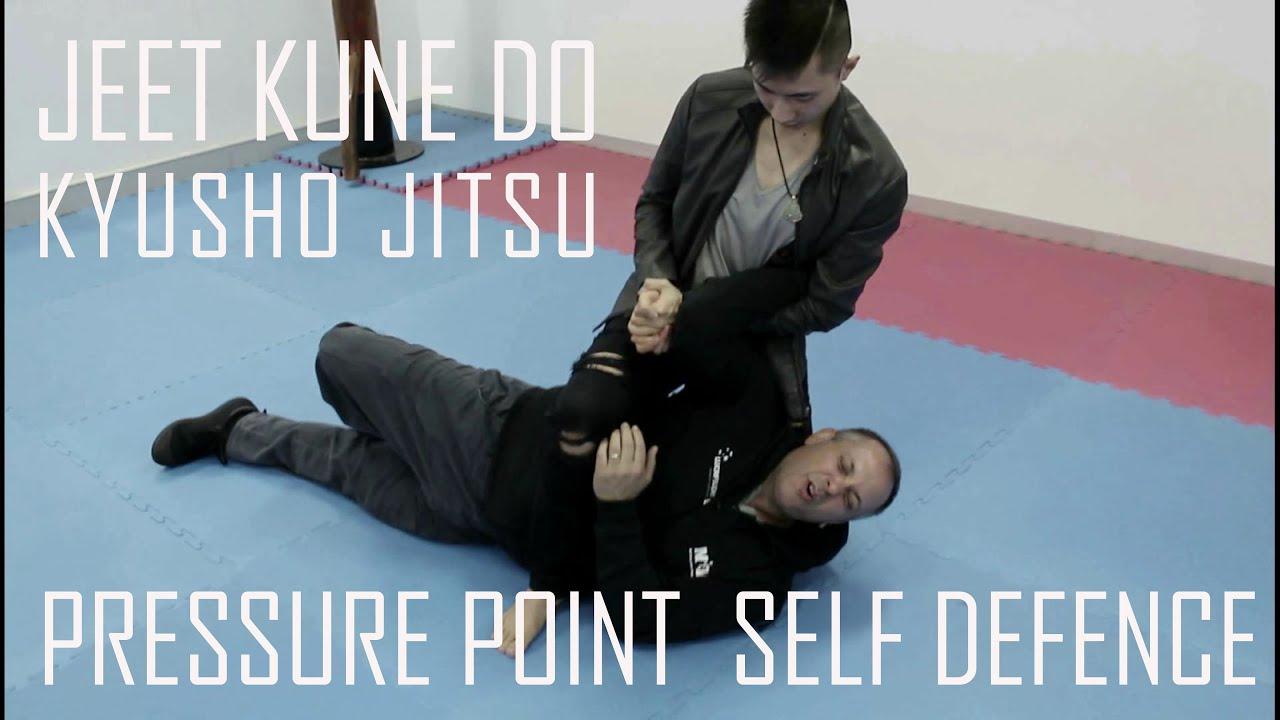 Download  HD  Jeet Kune Do Pressure Point Knock Out ( Kyusho Jitsu- Dim Mak)  Melbourne Ri Chu Kung Fu