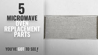 Top 10 Microwave Oven Replacement Parts [2018]: Whirlpool W10208631A Filter