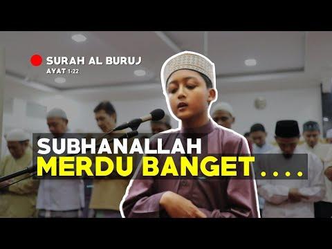 Suara Merdu Imam cilik ini bikin MERINDING, COBA DENGARKAN !!! |  Haidar Ramadhan ᴴᴰ thumbnail