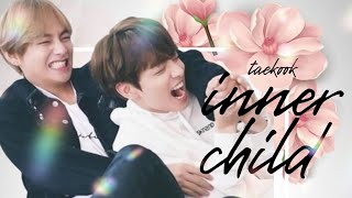 Gambar cover taekook ~ inner child || requested