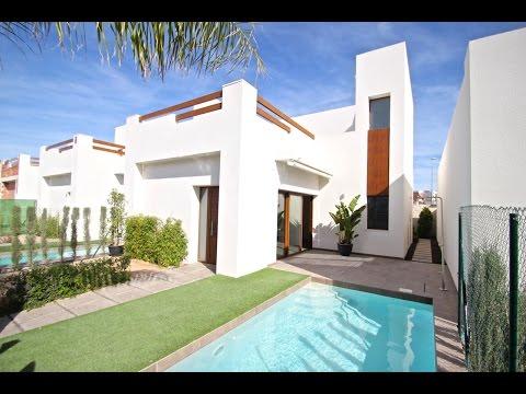 Luxury villas in Benijófar - Costa Blanca - Spain