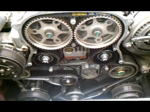 2011 Dodge Avenger Engine Diagram Crd Timing Belt Done Youtube