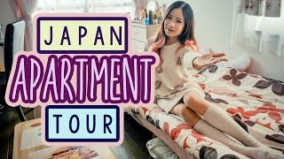 My JAPANESE APARTMENT TOUR Small Japanese Apartments KimDao in JAPAN