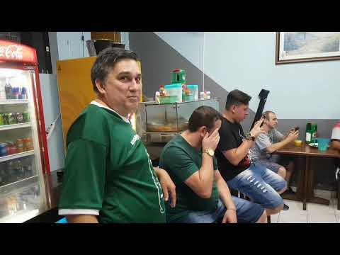 Final do torneio de sinuquinha bola lisa Laércio x Arnaldo