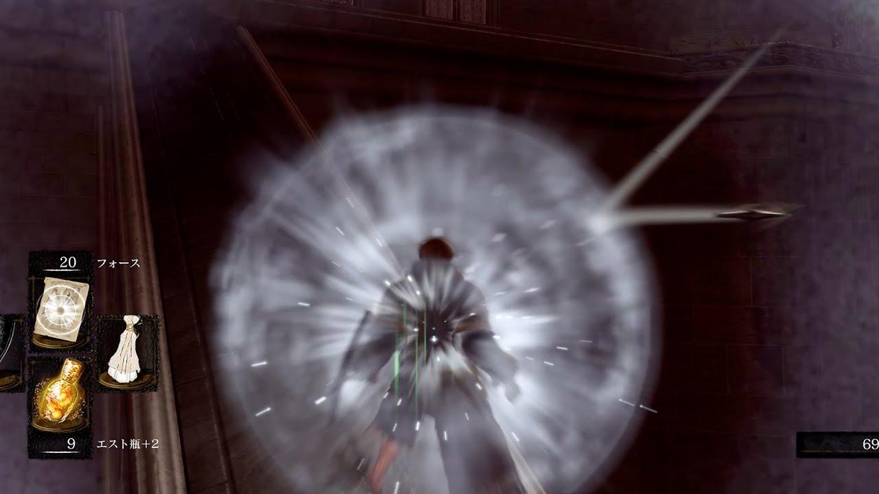 ダクソ玄人流『銀騎士の大弓ゾーン』の抜け方 今更解説ダクソ#Shorts