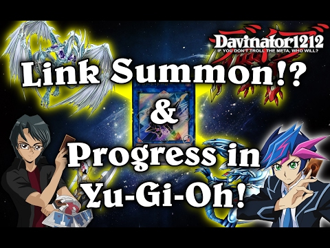 Link Summoning and Changes to the Game!? Yu-Gi-Oh! is Changing!