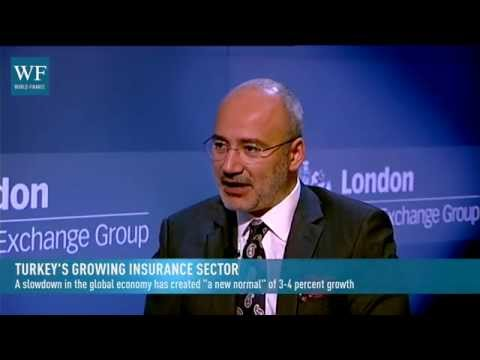 Zurich Sigorta on Turkey's growing insurance sector | World Finance Videos